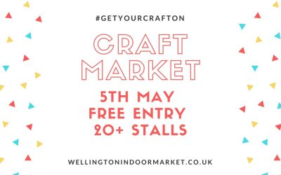 Craft Market – 5th May