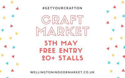 Craft Market – 5th May